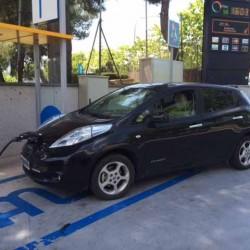 Guía de carga rápida para coches eléctricos