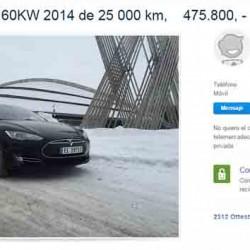 Los Tesla Model S de ocasión inundan el mercado de segunda mano noruego
