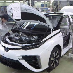 ¿Cómo se hace? Toyota Mirai