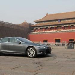 Las bajas ventas de Tesla en China no es por falta de cargadores