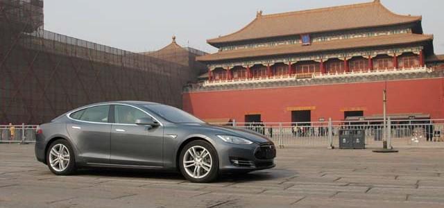 China relajará sus exigencias a los fabricantes extranjeros que produzcan coches eléctricos en su mercado