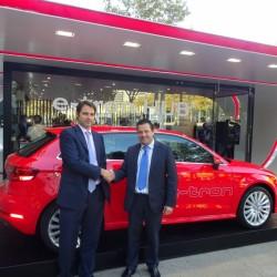 Audi España e IBIL colaboran para impulsar la recarga del vehículo híbrido enchufable