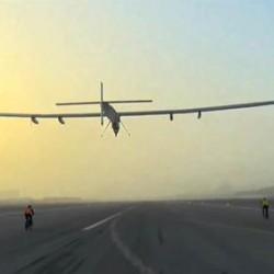 Arranca la vuelta al mundo sin emisiones del Solar Impulse 2