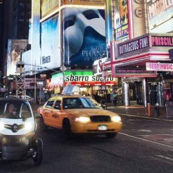El Renault Twizy será el caballo de Troya de Renault en norteamérica