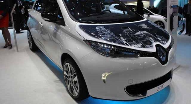 Oficial: Precio del nuevo Renault ZOE en España