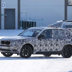 El nuevo BMW X3 llegará en 2017, y tendrá una versión híbrida enchufable