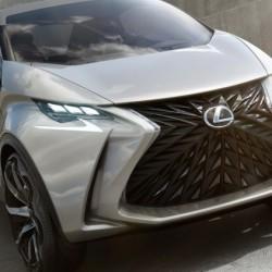 El espectacular Lexus LF-SA se presentará en Ginebra