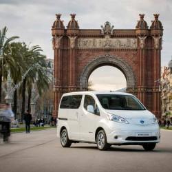 La Nissan e-NV200, fabricada en España, furgoneta eléctrica más vendida en Europa el pasado 2016
