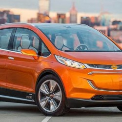 General Motors y LG se unen para producir el Chevrolet Bolt