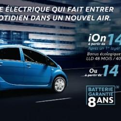PSA de nuevo de liquidación en Francia. C-Zero e iOn por 14.490 euros con batería, o alquiler por 149 euros al mes