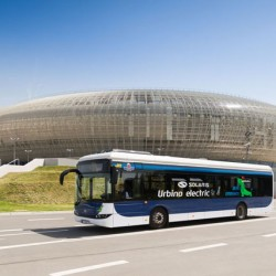 Berlín apuesta fuerte por los autobuses eléctricos