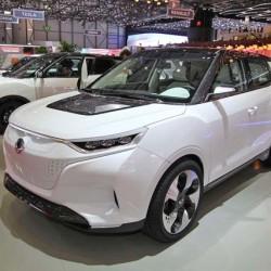 Ssangyong Tivoli EVR. Un eléctrico con extensor de autonomía que se presenta en Ginebra