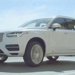 Primer anuncio del Volvo XC90 T8