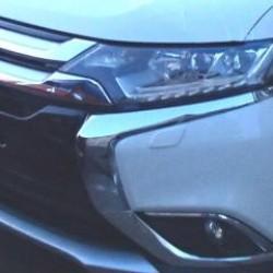 Filtrada la imagen del nuevo Mitsubishi Outlander PHEV