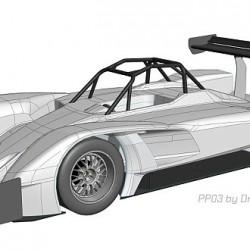 eO PP03. El coche de los 1020 kW que quiere ser el primer eléctrico en ganar Pikes Peak