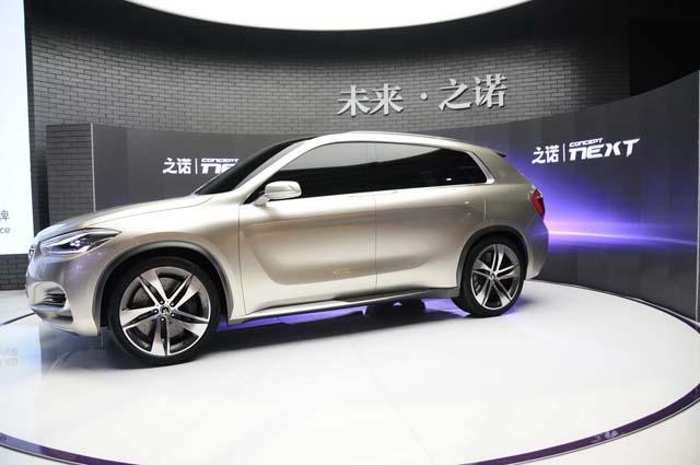 Brilliance-BMW Zinoro Concept-2