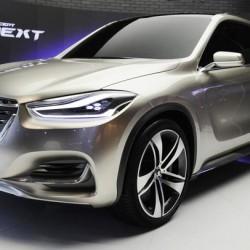 BMW-Brilliance Zinoro Concept. Un BMW X3 100% eléctrico