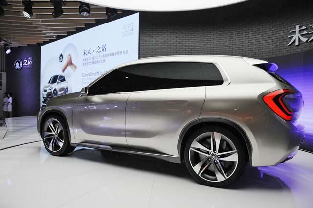 Brilliance-BMW Zinoro Concept-3