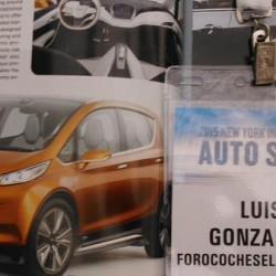 Salón Internacional del Automóvil de Nueva York 2015: Parte 1