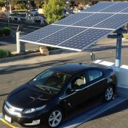 San Francisco instalará tres puntos de recarga solares y gratuitos
