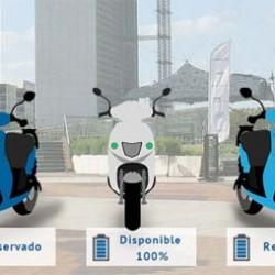 """Cityscoot. Un sistema de motosharing con un modelo """"deja la moto donde quieras"""""""