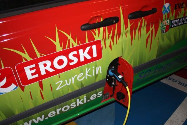 EROSKI-Electrolineras