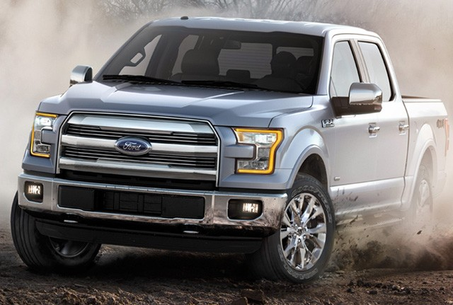 Ford-F-150-Silver-Off-Road