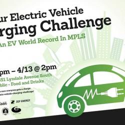 24 horas cargando coches eléctricos