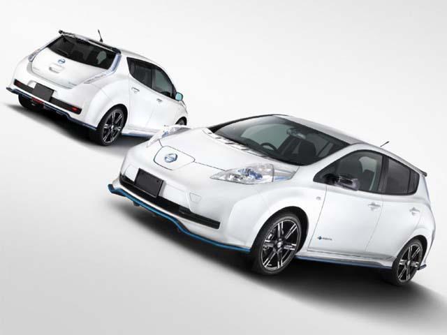 Nissan-Leaf-Nismo-2013-Werkstuning-Elektroauto-Bodykit-1