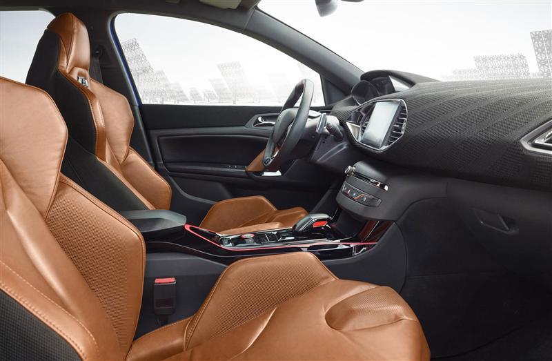 Peugeot 308 R HYbrid-4