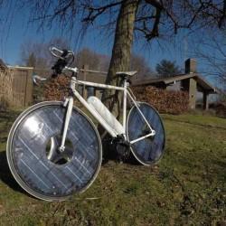 SolarBike. Otra bicicleta eléctrica que se recarga con el sol