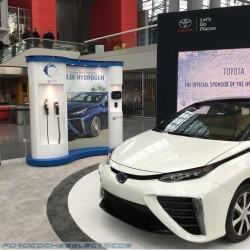 El 90% de los Toyota Mirai europeos irán a Alemania y Reino Unido