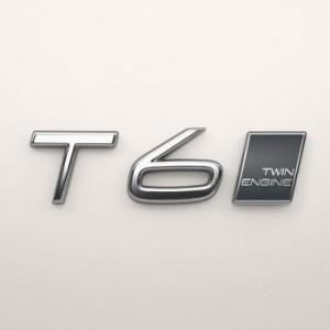 S60L T6 Twin Engine - rear badge
