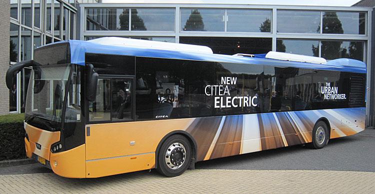 citea-electric-bus