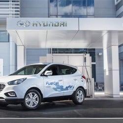 Hay menos de 500 coches de pila de combustible de hidrógeno en Europa