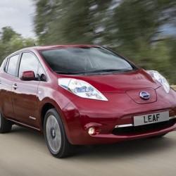 Prueba gratis el Nissan LEAF en Barcelona este fin de semana