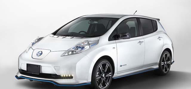 ¿Tendremos un nuevo Nissan LEAF este año?