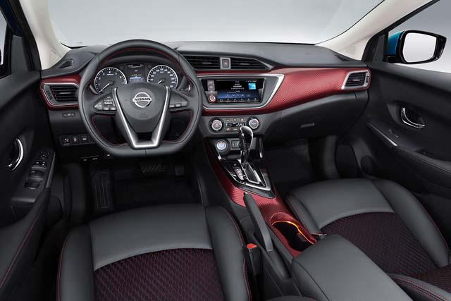All-new Nissan Lannia makes its world premiere at Auto Shanghai
