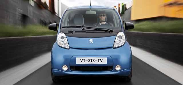 El precio del Peugeot iOn bajará 8.000 euros