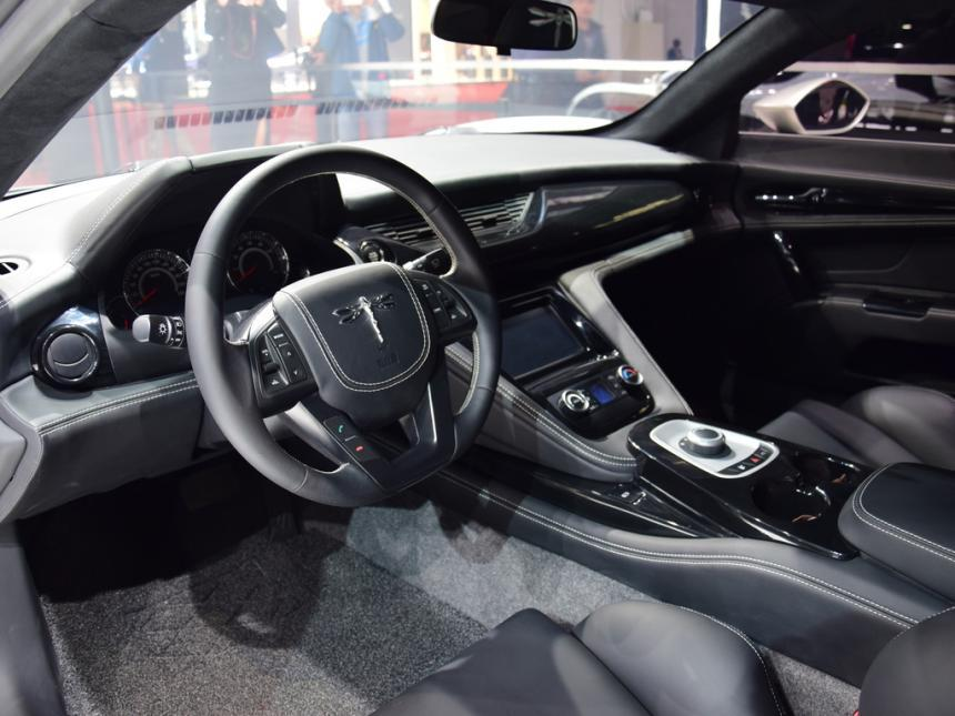 qiantu-k50-interior