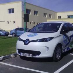 La Mancomunidad de Sureste de Gran Canaria presenta su flota de coches eléctricos