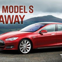 Gana un Tesla Model S