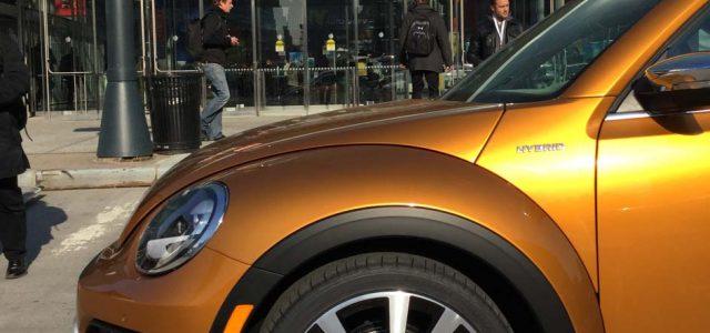 Salón Internacional del Automóvil de Nueva York 2015: Parte 2