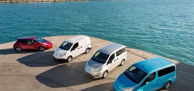 Las flotas y el coche eléctrico. Un historia de amor que acaba de empezar