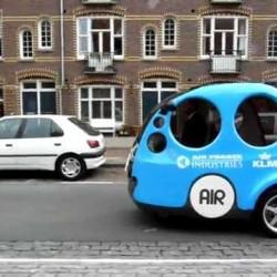 El coche a aire comprimido no está muerto. Logra 5 millones de dólares de un inversor