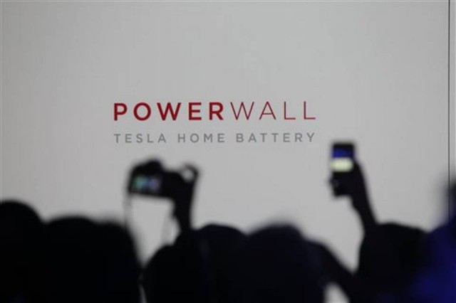 593Tesla Battery Power For Homes