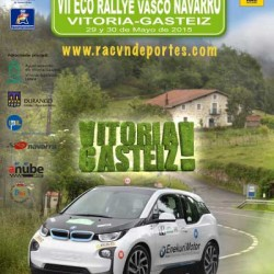 VII Eco Rally Vasco Navarro