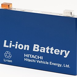 Baterías Hitachi con alta densidad de potencia para el nuevo Chevrolet Malibu Hybrid