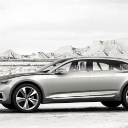Confirmado el Audi Q6 e-tron para 2018 con 500 kilómetros de autonomía