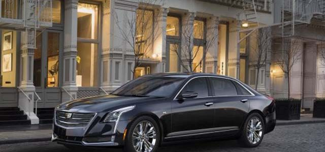 Cadillac CT6 PHEV. Una super berlina enchufable